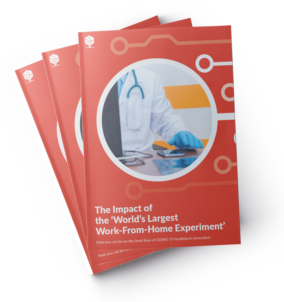image of lead magnet titled The Impact of the World's Largest Work from Home Experiment written by Oak City Labs